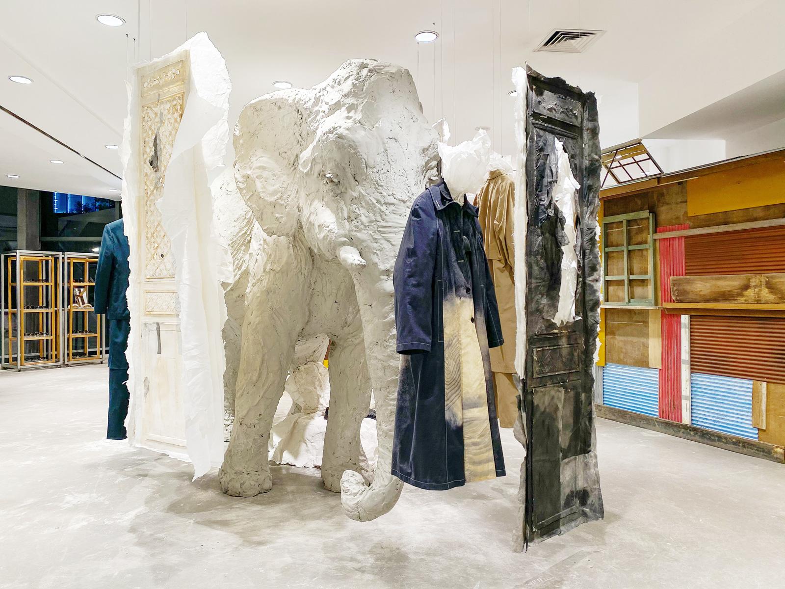 Elephant Space — Lin Yan-Lemaire: Beijing Gateway