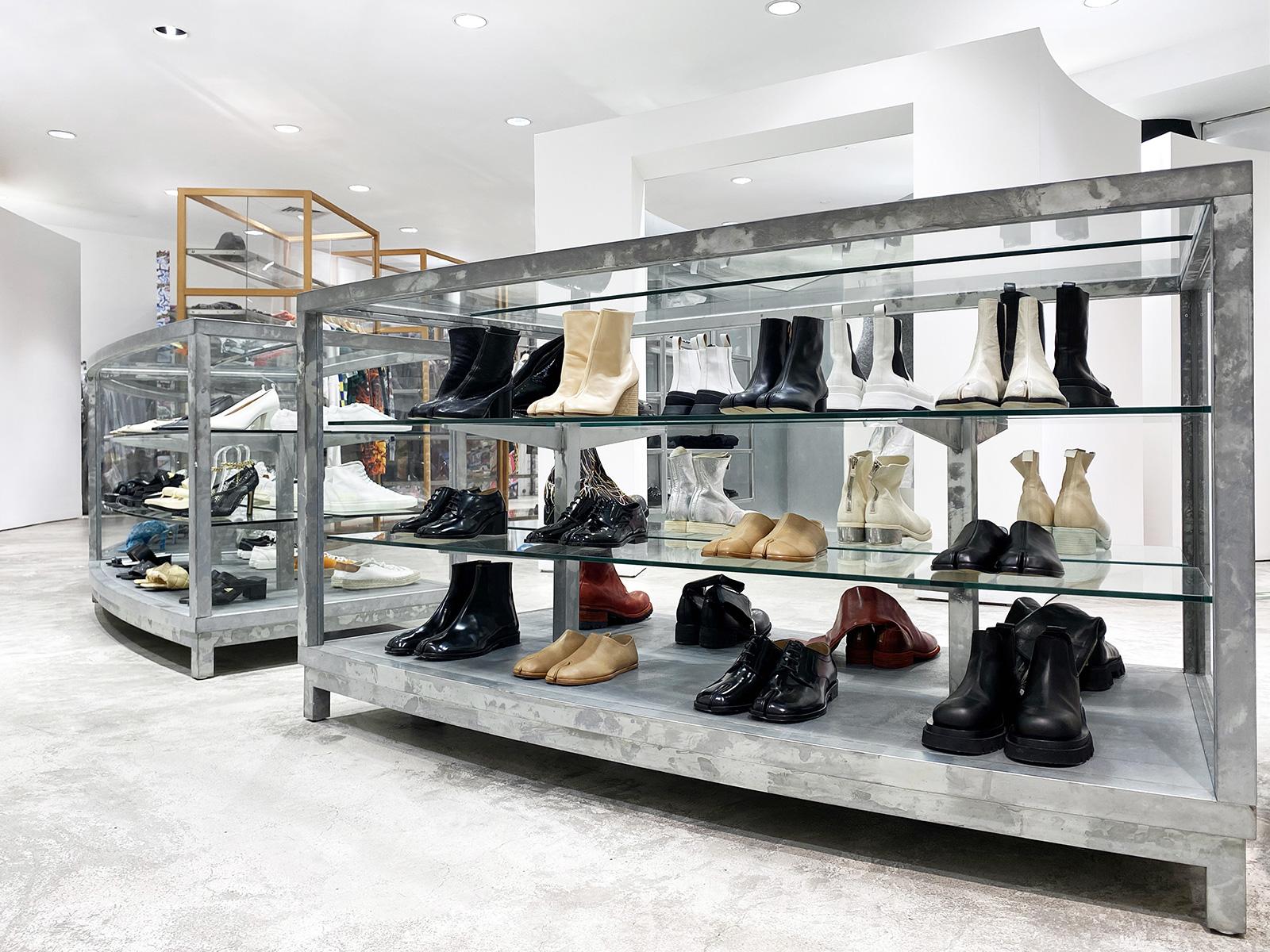 DSMB Shoe Space