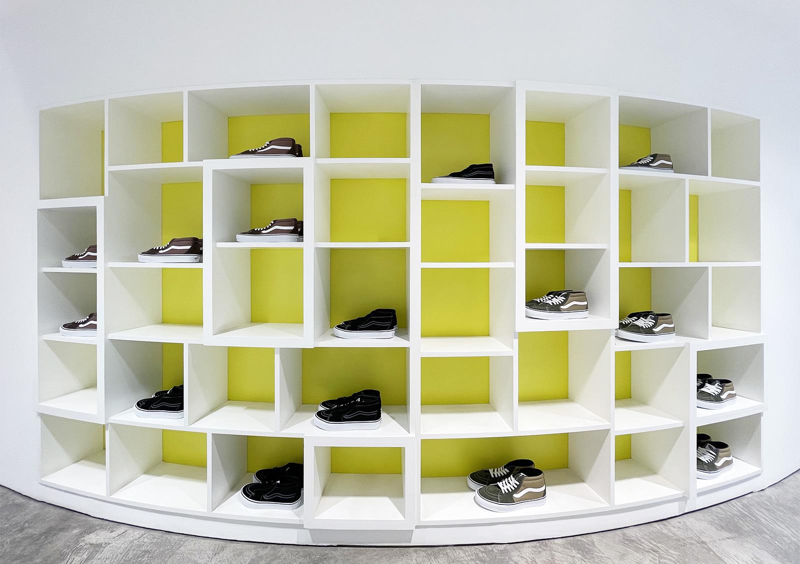 DSMB Sneaker Space